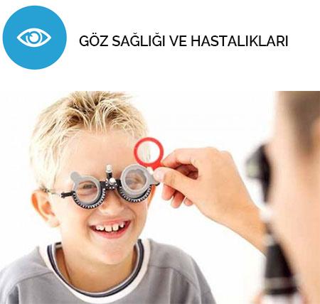 Göz Sağlığı ve Hastalıkları